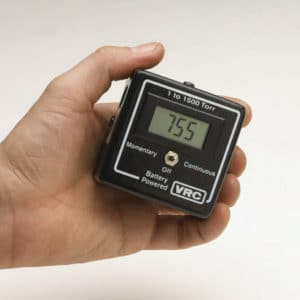 Differential Battery Gauge